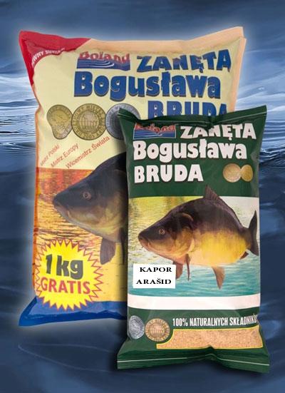 BOLAND Krmivo Popular 1kg - ARAŠID
