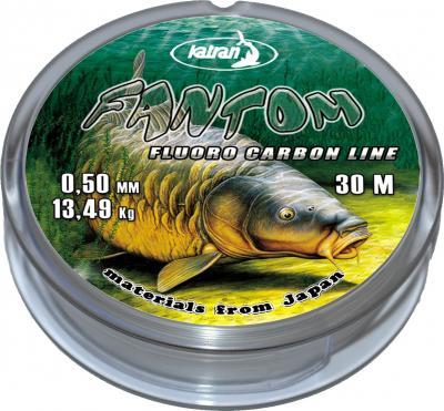 KATRAN Fluorocarbon Fantom - 30m/0.45mm/10.95kg