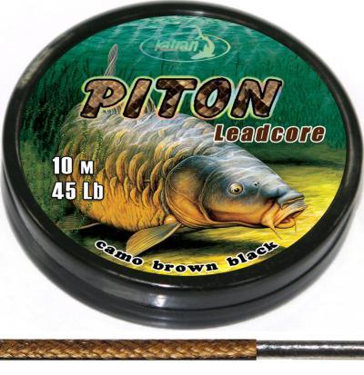 KATRAN Olovenka Piton - 10m, 45Lb (Hnedo-čierna)