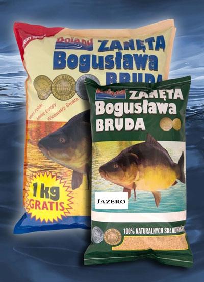 BOLAND Krmivo Popular 1kg - JAZERO