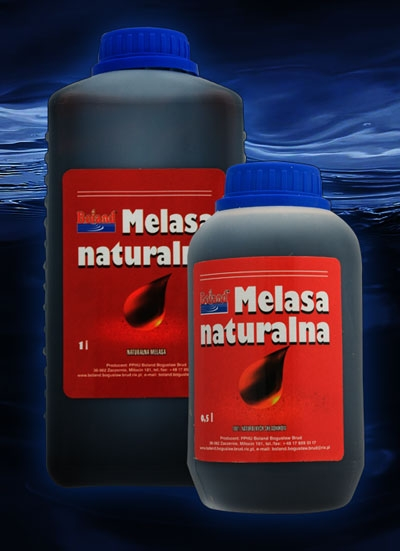 BOLAND Tekutá Melasa NATURAL 500ml