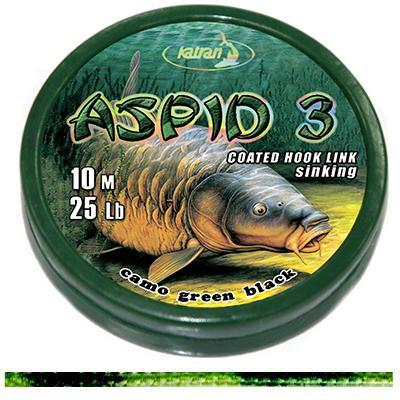 KATRAN Stužená šňúrka Aspid 3 - 10m, 25Lb