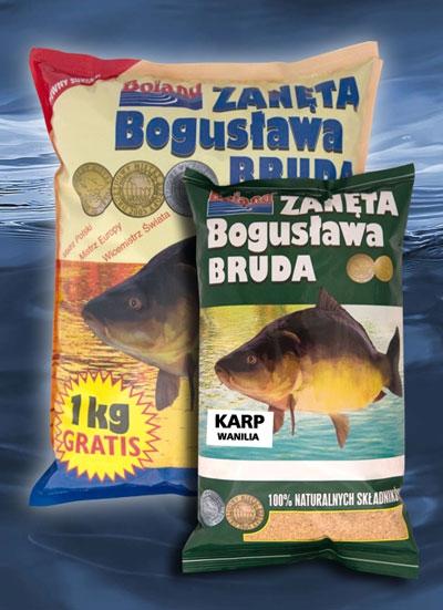 BOLAND Krmivo Popular 1kg - VANILKA ŽLTÁ