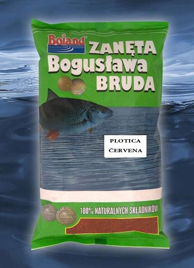 BOLAND Krmivo Popular 1kg - PLOTICA ČERVENÁ