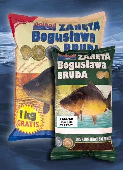 BOLAND Krmivo Popular 3kg - FEEDER ČIERNY