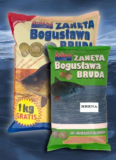 BOLAND Krmivo Popular 1kg - MRENA