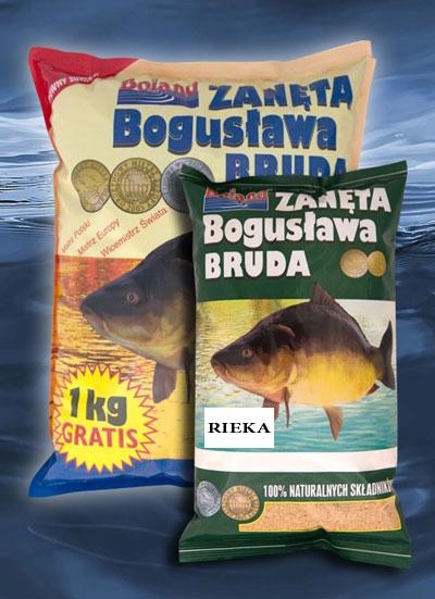 BOLAND Krmivo Popular 1kg - RIEKA