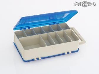 Kombinovaný nástrahový box (30 x 17 x 8 cm) (30.5 x 17.5 x 7.8 cm) Mikado