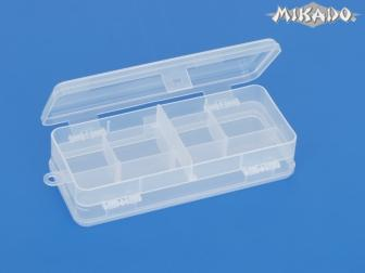 MIKADO Dvojitá multifunkčná krabička - (18 x 8.5 x 4.7 cm)