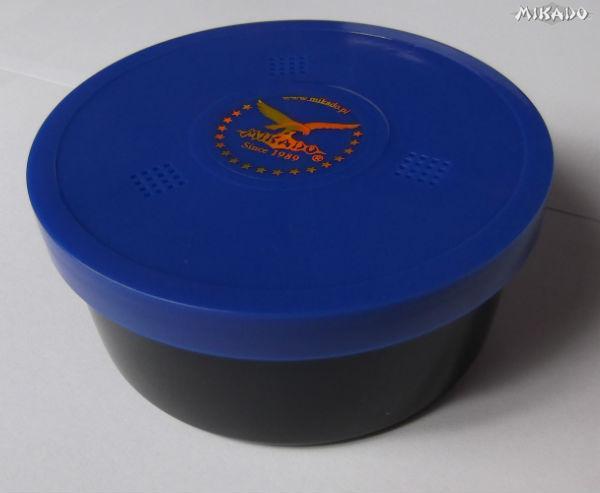 Box na živú nástrahu (10.6 x 4.6 cm) Modrý Mikado