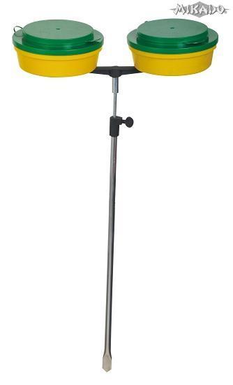 Box na červy na stojane (15.7 x 7 cm) Mikado