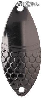 Plandavka ALGA Veľ.1 12g/5.2cm (Dymovo čierna) Mikado
