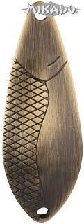 MIKADO Plandavka DANCER - veľ.2 10g/5.6cm (Staro mosadzná)