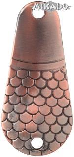 SPOON - GNOM Nr 3 / 28 g / 6.7 cm - OLD COPPER