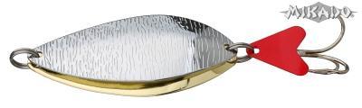 Plandavka  ROACH DOUBLE Veľ.2 18g (Zlato-Strieborná) Mikado