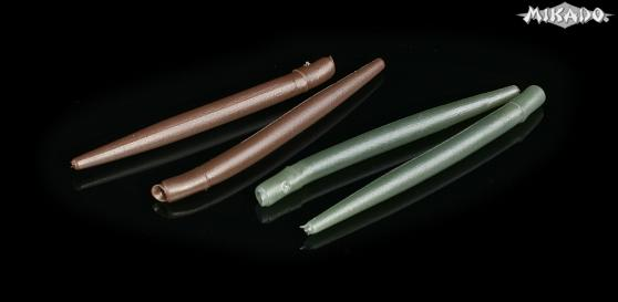 Prevlek - ANTI-TANGLE SLEEVE 43 mm / (tmavo zelený) - bal.20ks