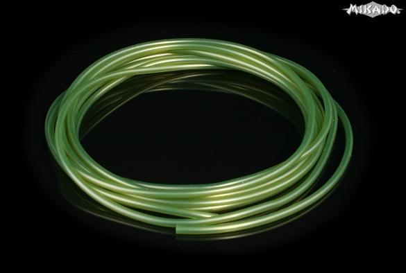 Potápavá hadička (1.0x2.0mm,2m,zelená) Mikado