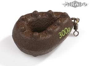 Zavesné olovo Grippa (Zelená) 60 g bal.10ks Mikado