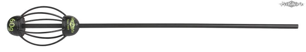 Drôtené krmítko s hadičkou Mikado 25g bal.10ks