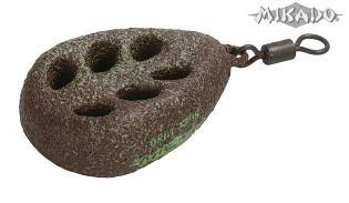 Závesné olovo na pastu (Zelené) 80 g bal.10ks Mikado