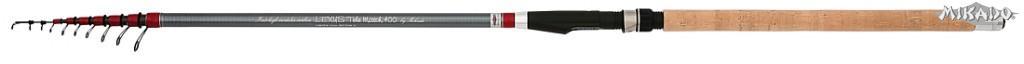 MIKADO Teleskopický prút - LEXUS TELE MATCH 420cm, 0-25g