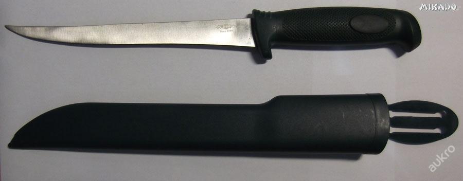 Filetovací nôž 15cm Mikado