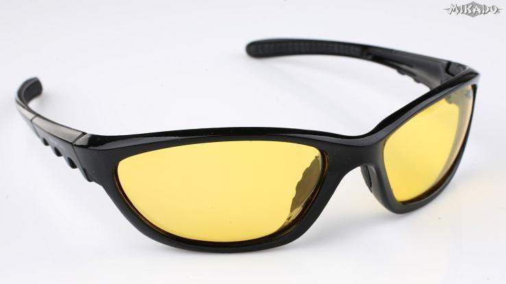 MIKADO Polarizačné okuliare - 81901 / YELLOW