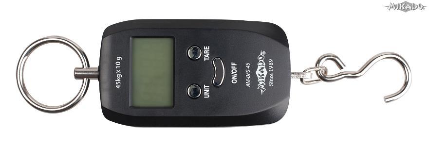 Digitálna rybárska váha do 45kg Mikado